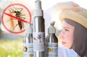 Melody's Garden Deet-Free Bug Repellents